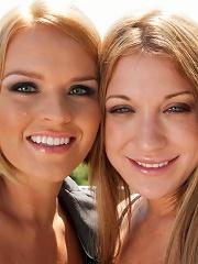 Anal Punishment Amy Brooke and Krissy Lynn