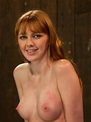 Marie McCray So sweet, so innocent, so wrist suspended, so fucked!