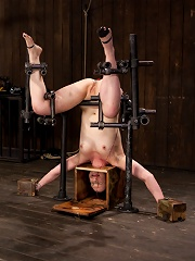 Sophie Monroe Day 4Endurance and Predicament Testing With Some Help From Orlando