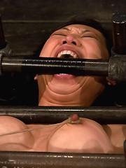 Tia LingImpaled in a one person prison.